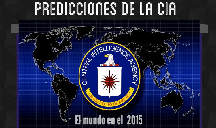 Predicciones de la CIA