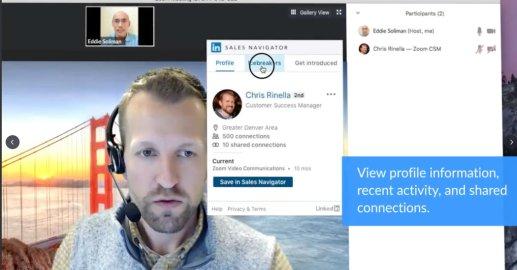 El New York TImes documentó la posibilidad de ver los perfiles de LinkedIn sin que los usuarios de Zoom lo supieran.